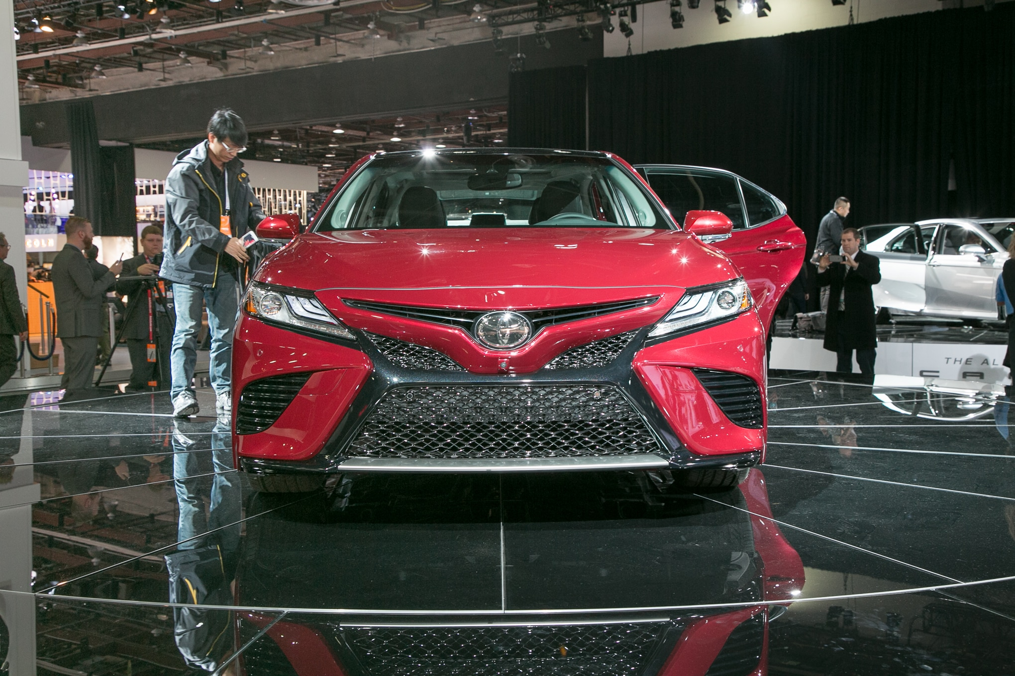 20 Things You Didn U2019t Know About The 2018 Toyota Camry
