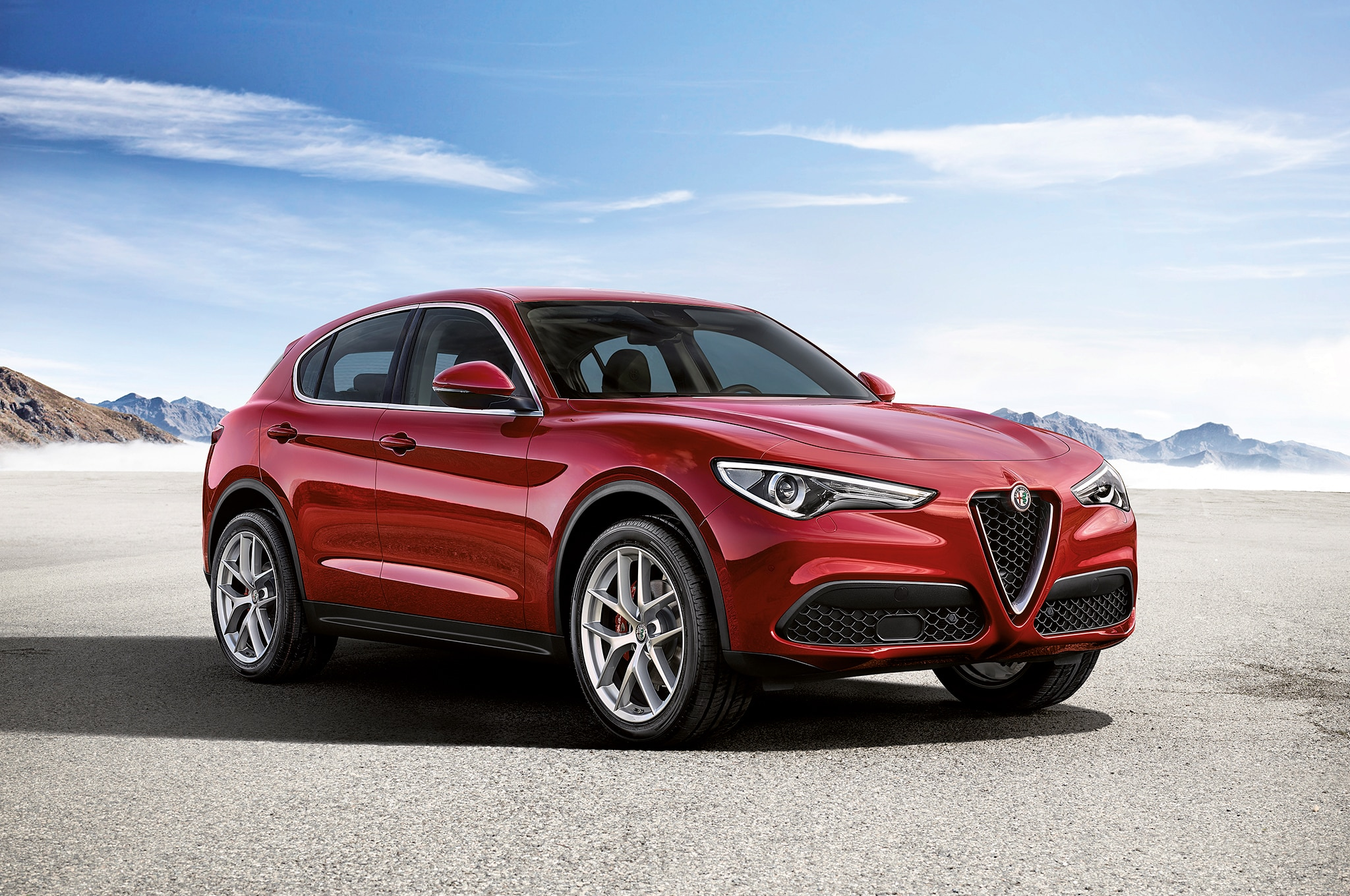 alfa romeo stelvio first edition is now available to order automobile magazine. Black Bedroom Furniture Sets. Home Design Ideas