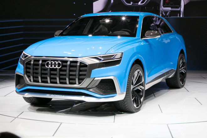 The 2018 Audi SQ5 Has a Super Trick Rear Differential