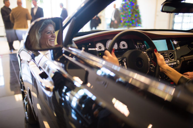Black Badge first woman owner Marisa Mills 20