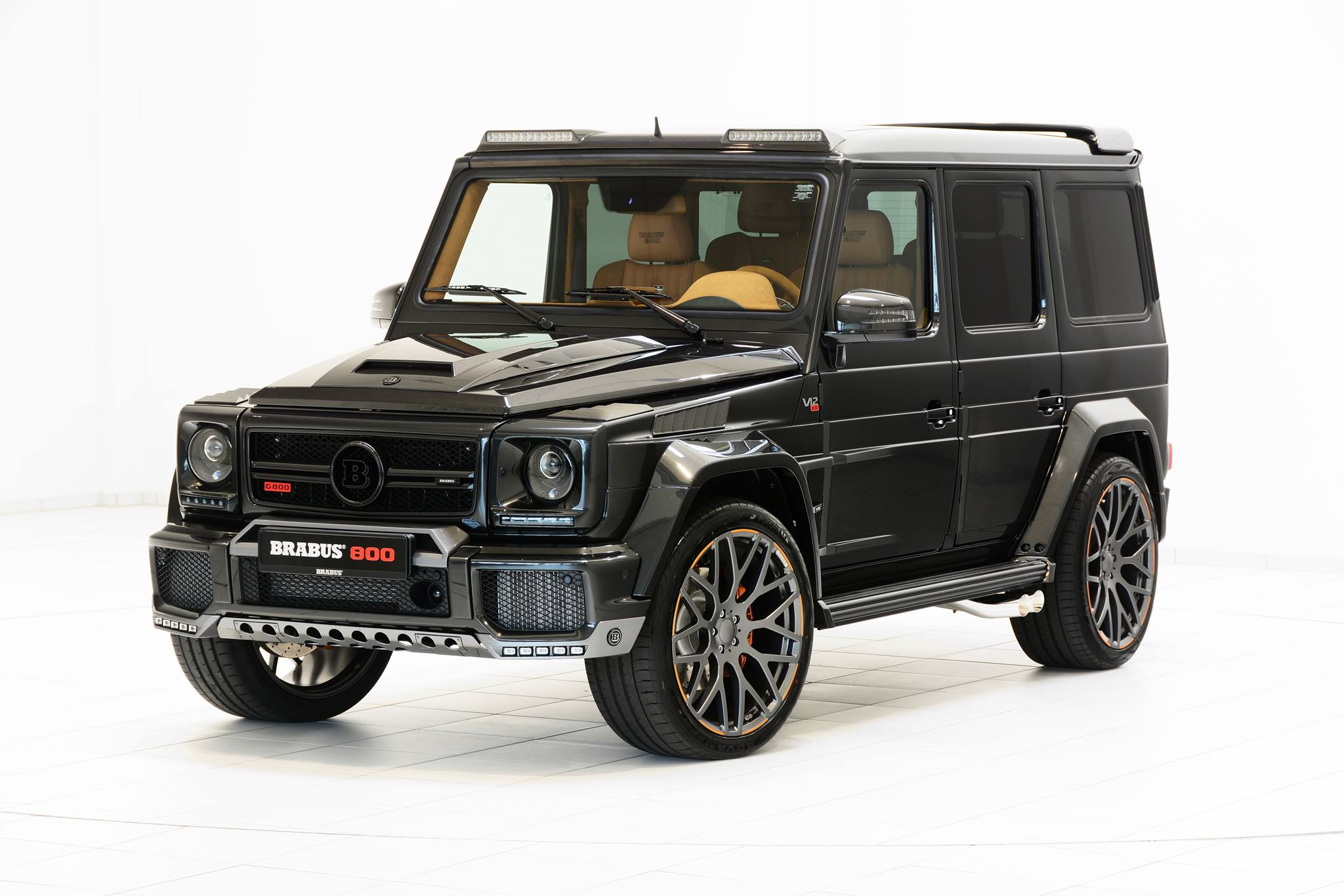 brabus 800 is a mercedes amg g65 with more oomph automobile magazine. Black Bedroom Furniture Sets. Home Design Ideas