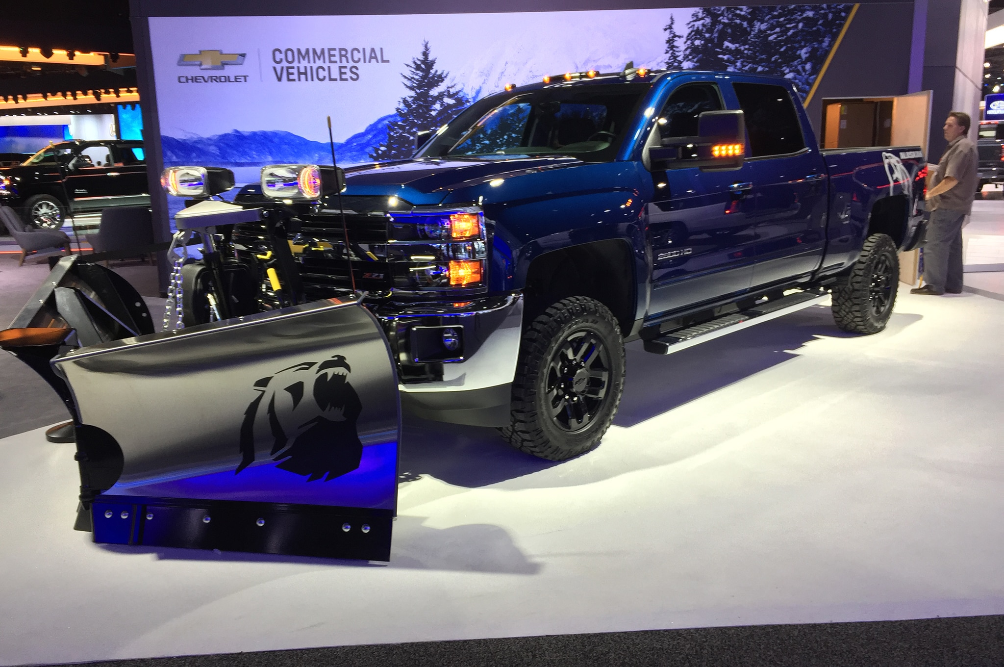 Chevy Alaskan Edition >> Oddities, Easter Eggs, and Curios at the 2017 Detroit Auto Show   Automobile Magazine