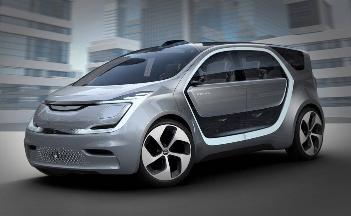Chrysler Portal Concept CES 1