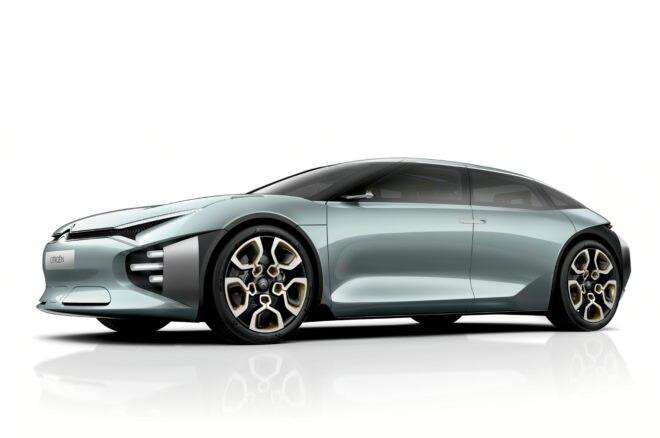 By Design: Citroën Cxperience Concept