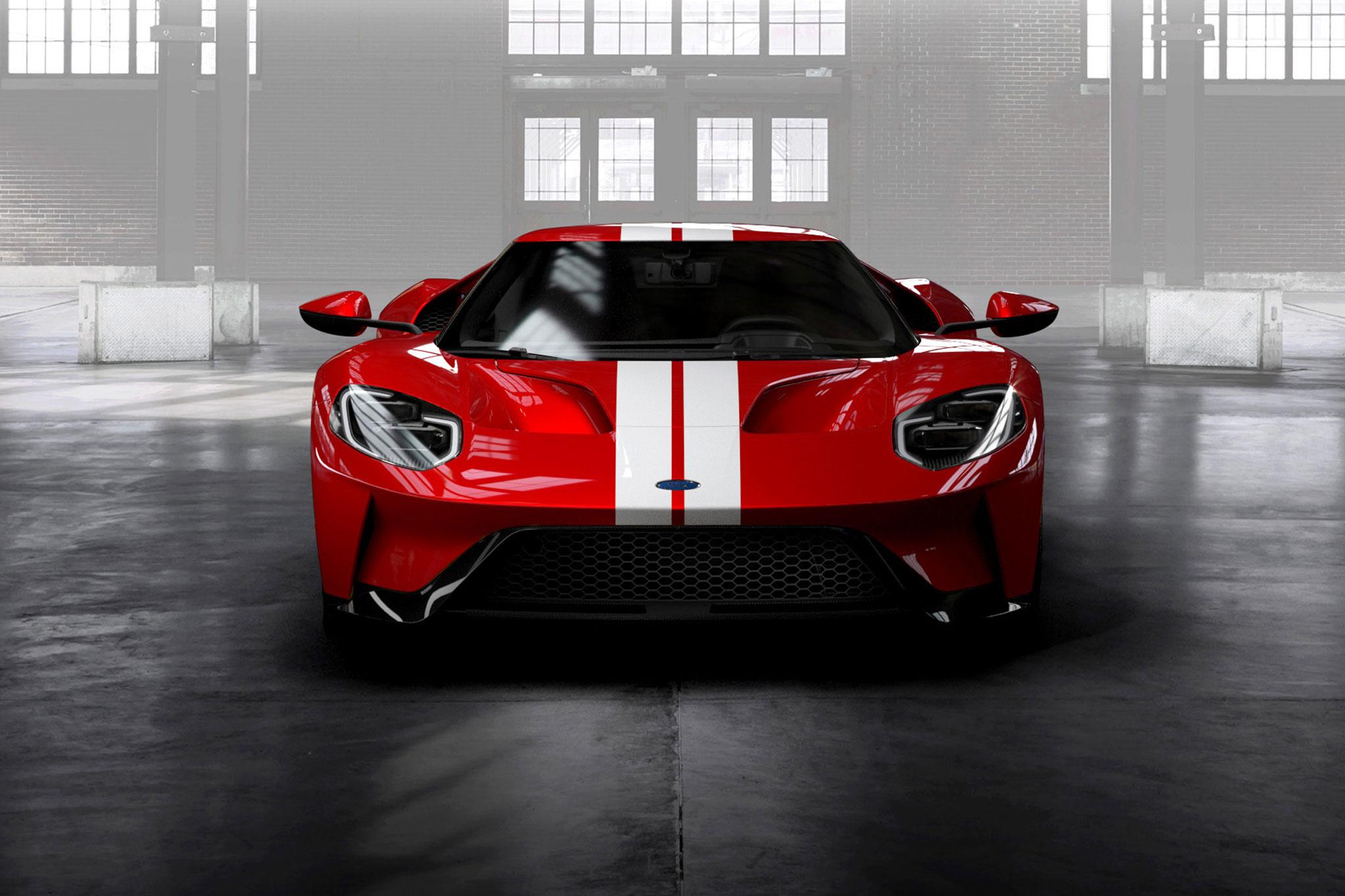 ford gt has an estimated 300-mile range | automobile magazine