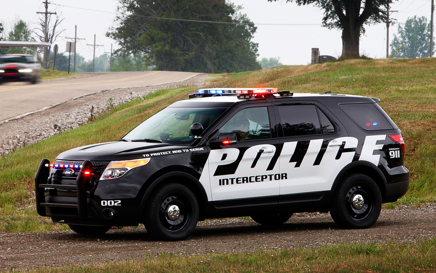 Police Forces Are Choosing Suvs Instead Of Sedans