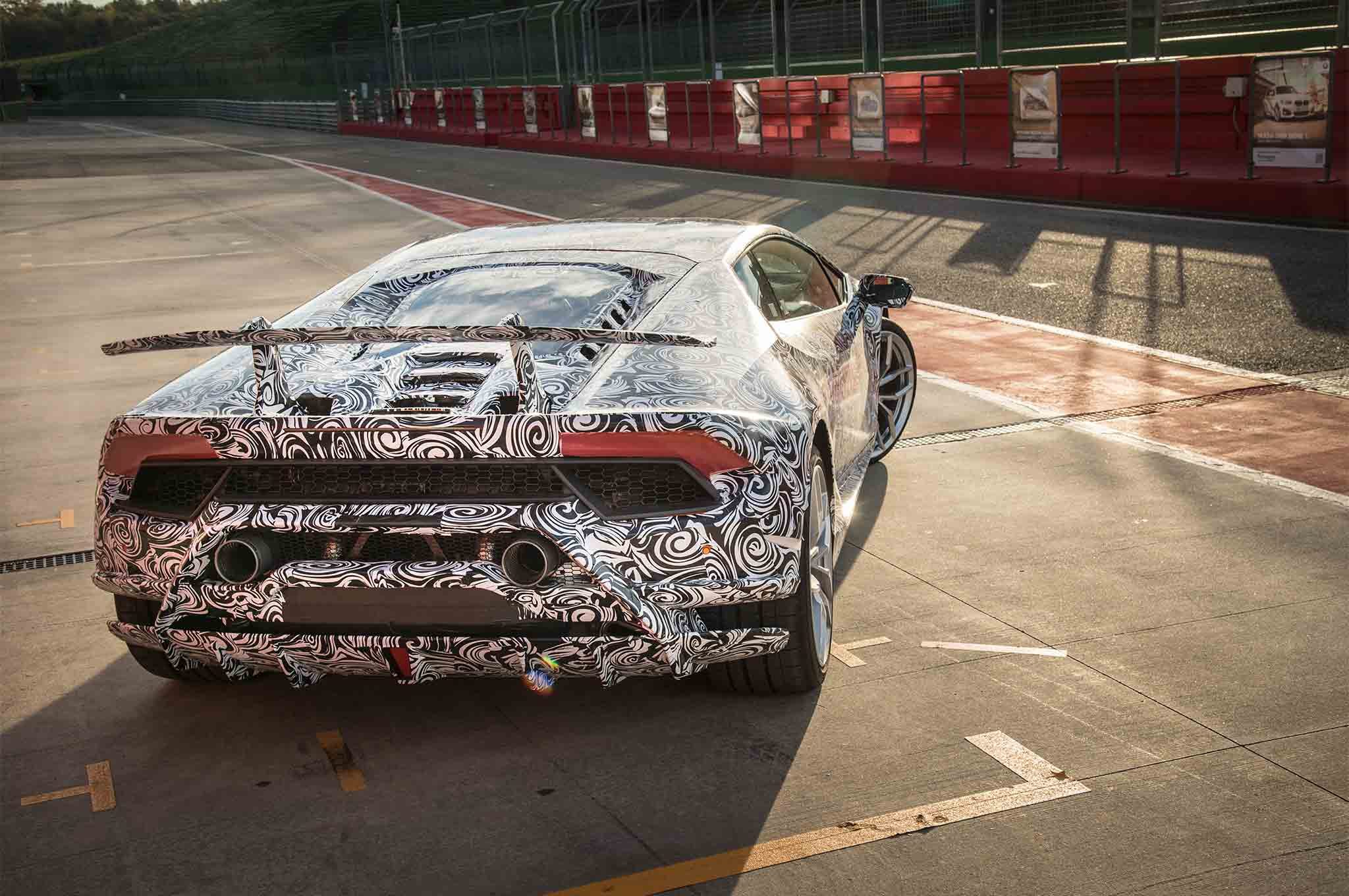 Lamborghini-Huracan-Performante-Prototype-rear-three-quarter-04 Stunning Lamborghini Huracan Price Real Racing 3 Cars Trend