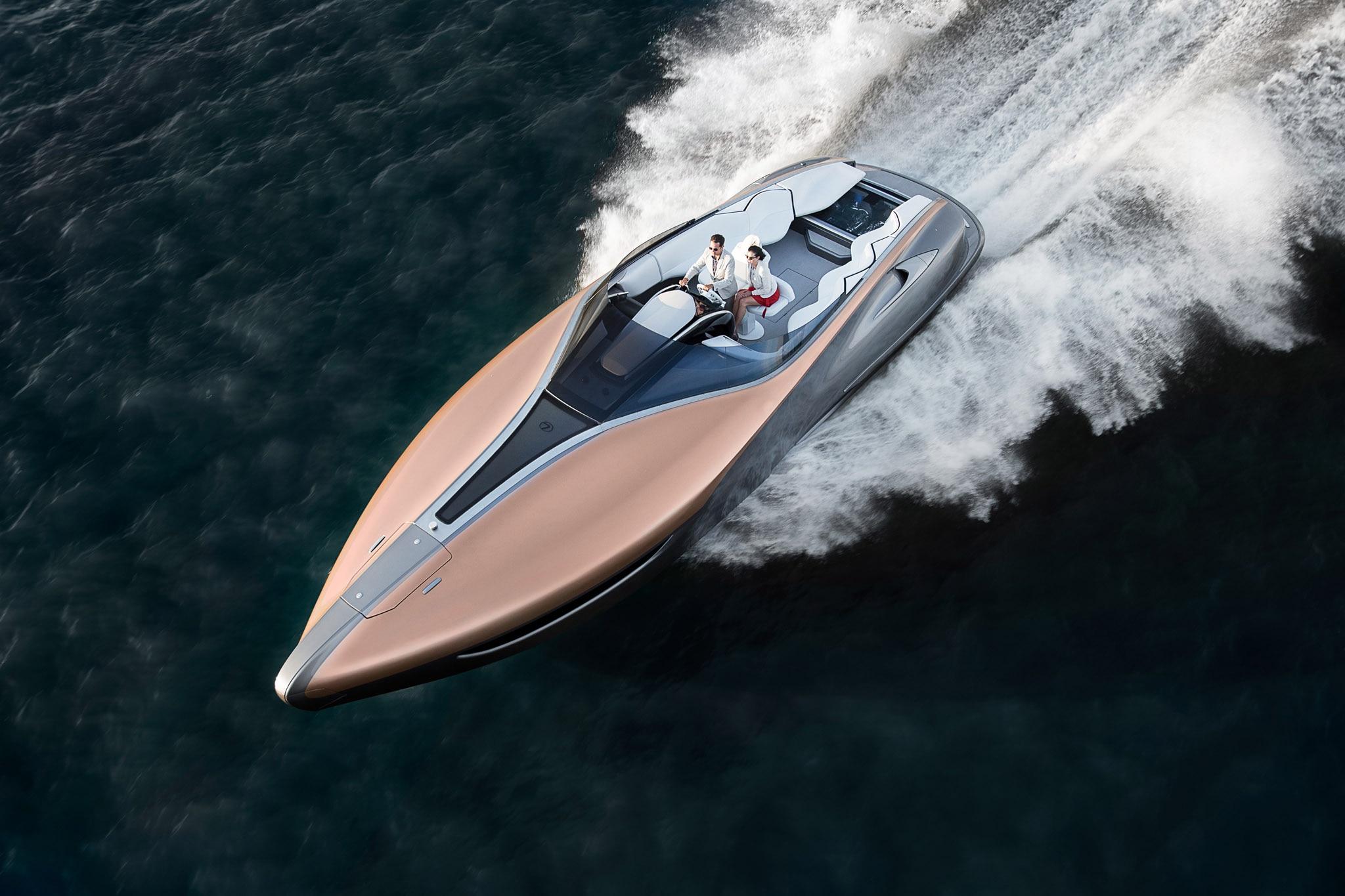 Lexus Sport Yacht Concept 2