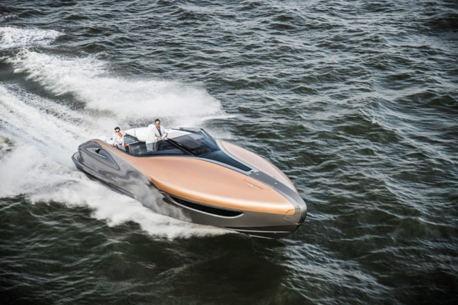 Lexus Sport Yacht Concept 3