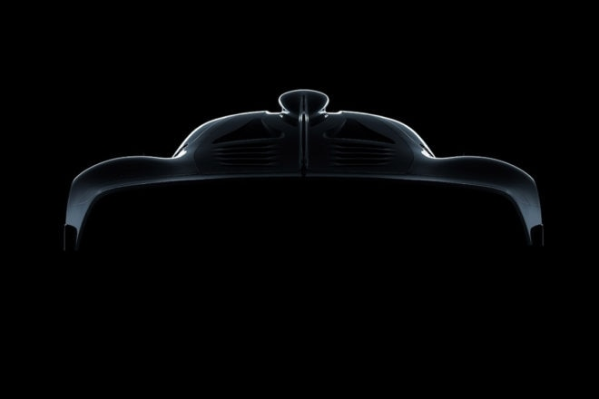 Mercedes AMG Project One Teaser 660x440