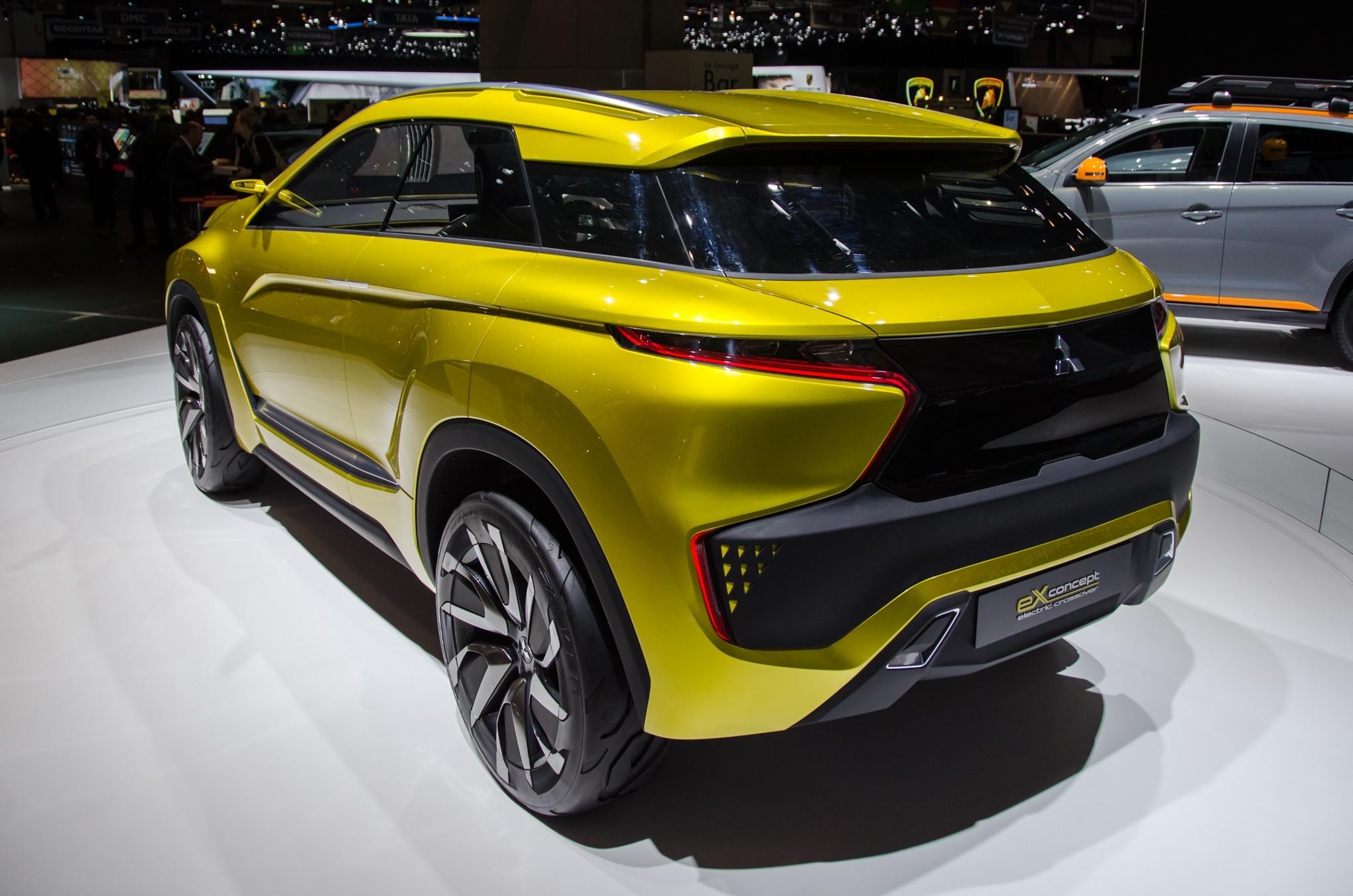 Mitsubishi Teases New Crossover Model Ahead of Geneva | Automobile Magazine