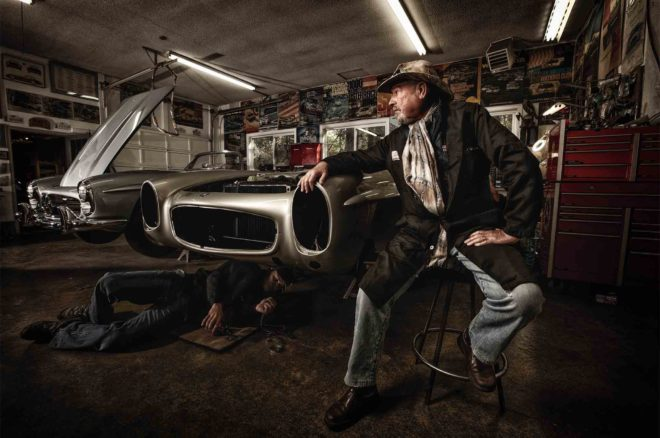 Preserving the Mercedes Benz 300 SL Gullwing 09