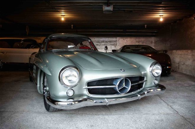 Preserving the Mercedes Benz 300 SL Gullwing 14