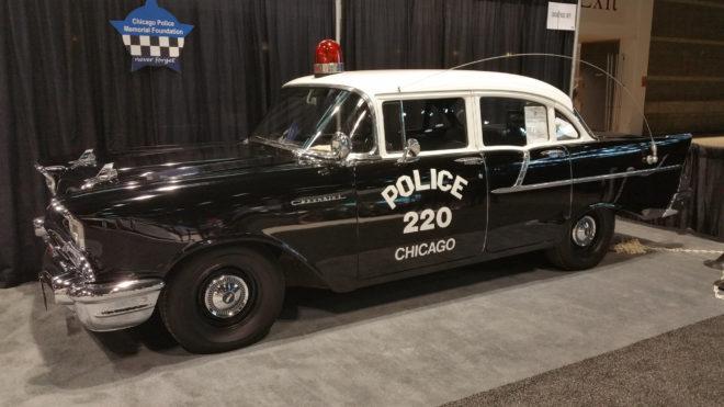 1957 Chevrolet Model 150 Side
