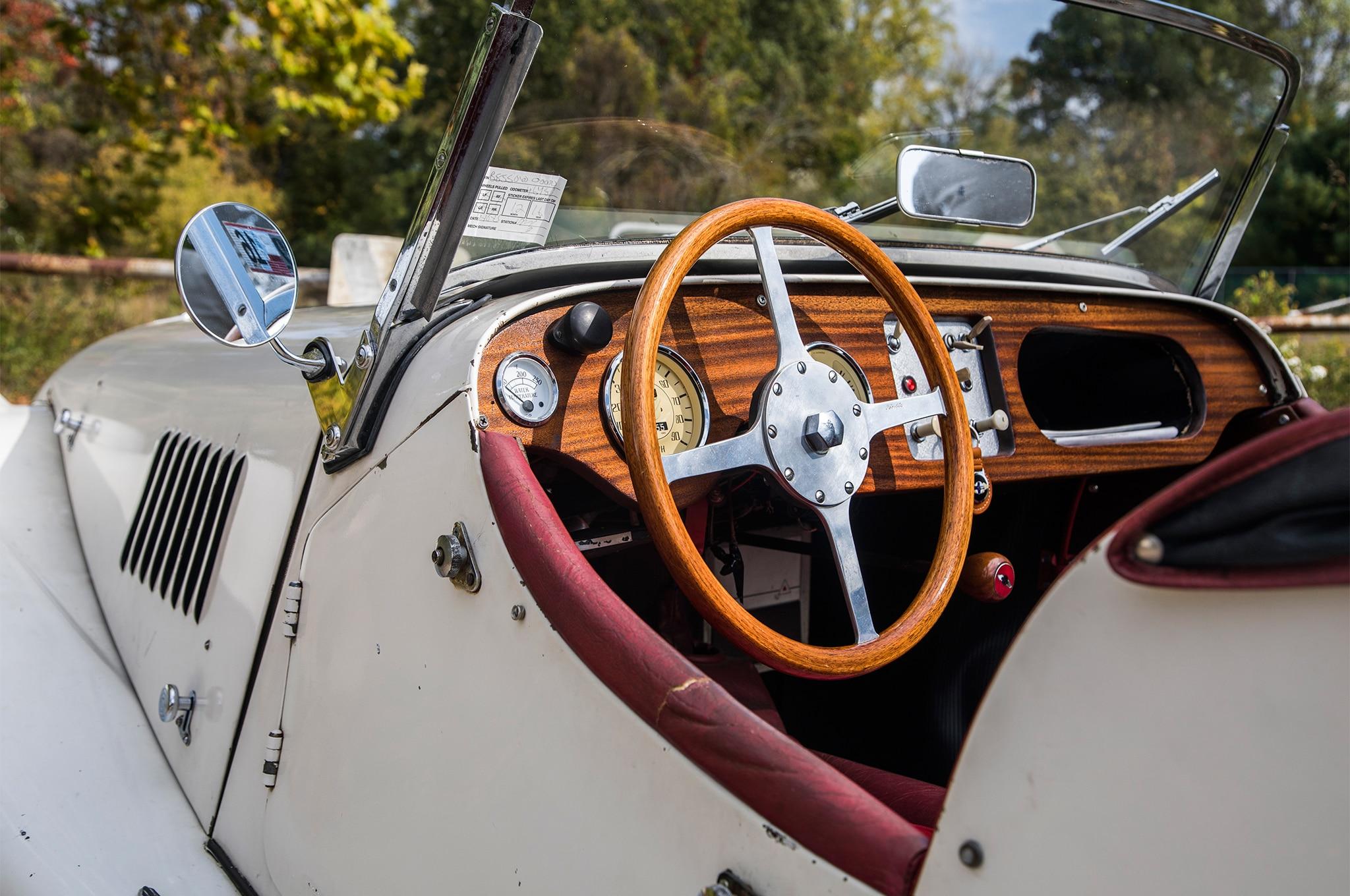1963 Morgan 4 4 Cabin 02