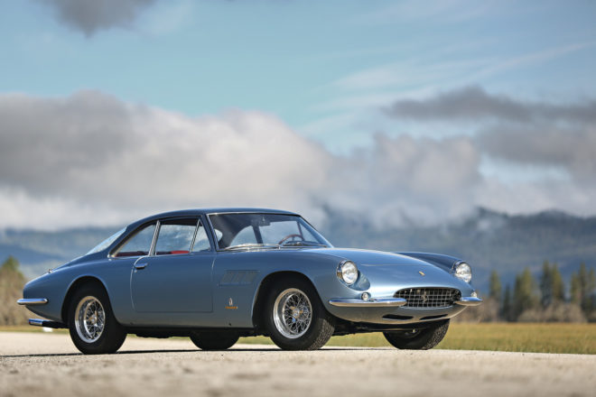 1965 Ferrari 500 Superfast Front Three Quarter