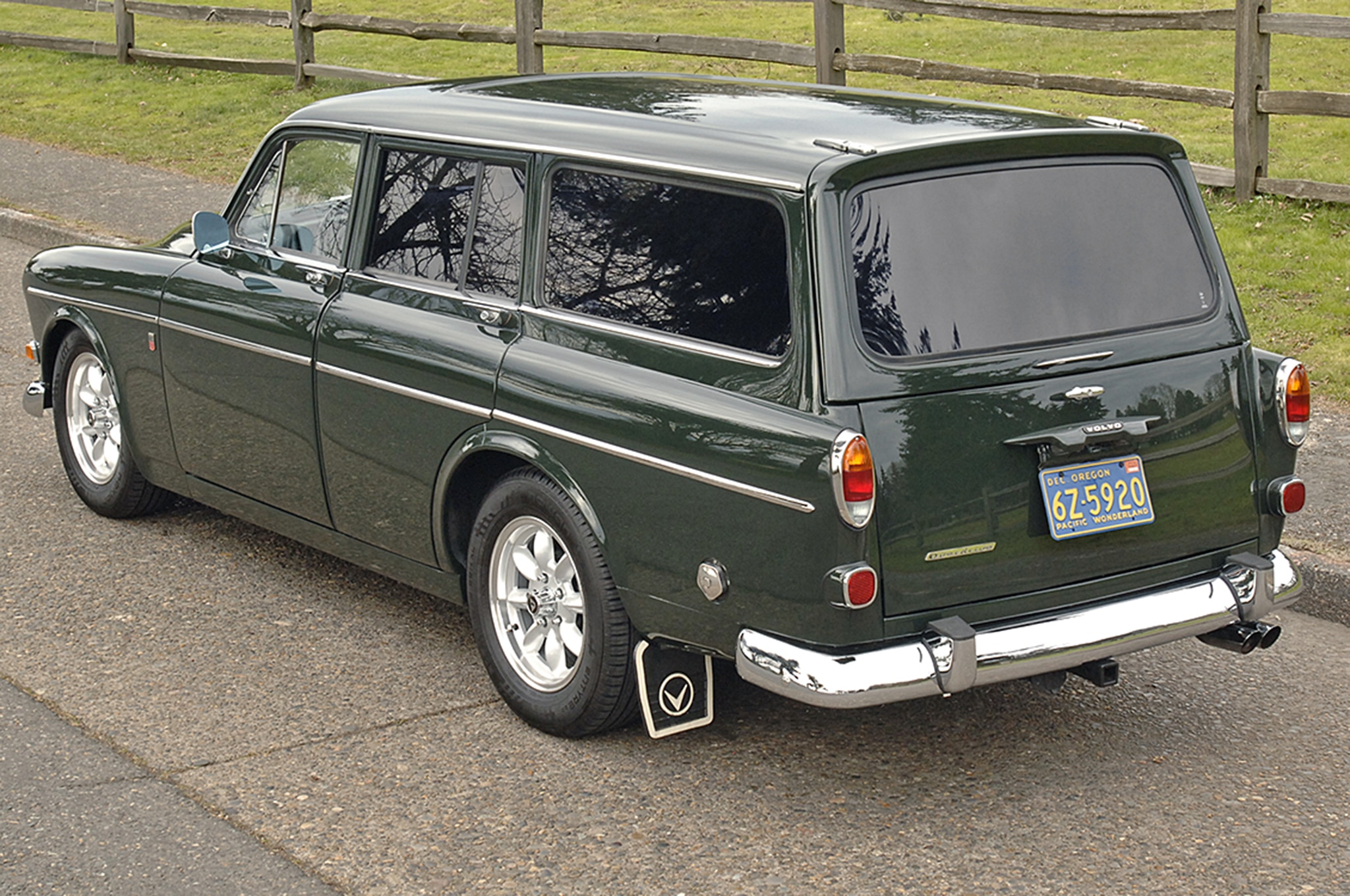 Just Listed 1968 Volvo 122s Wagon Automobile Magazine
