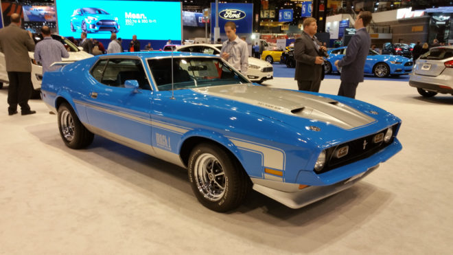 Five Gems and Oddities at the 2017 Chicago Auto Show