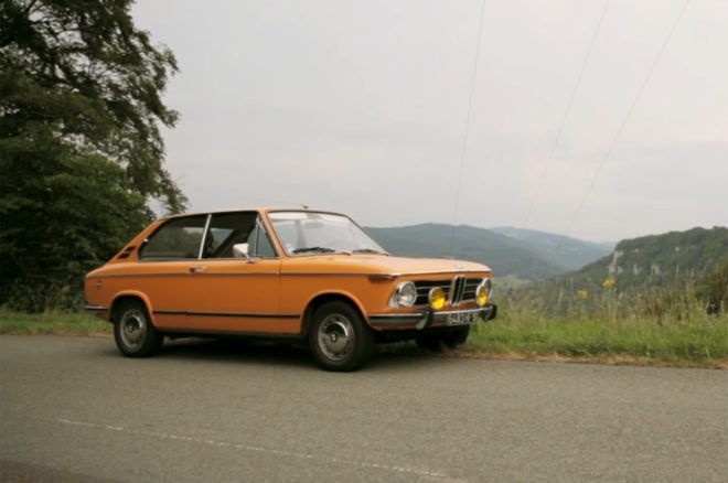 Dream Theater: Colorado Orange 1972 BMW 2002 Touring