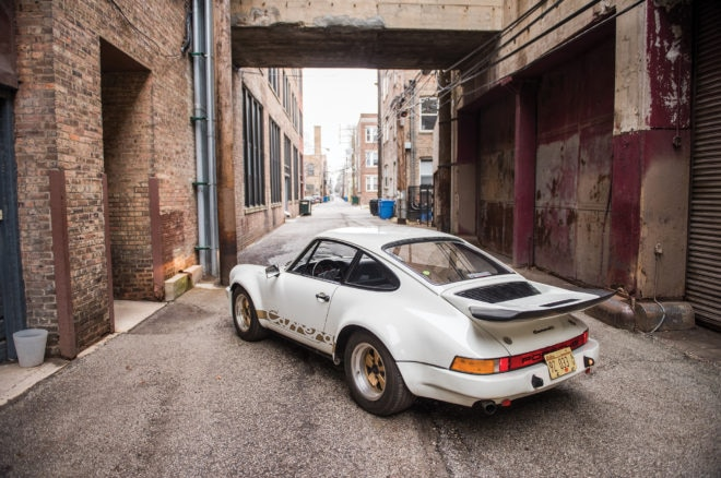 1974 Porsche 911 Carrera RS 3