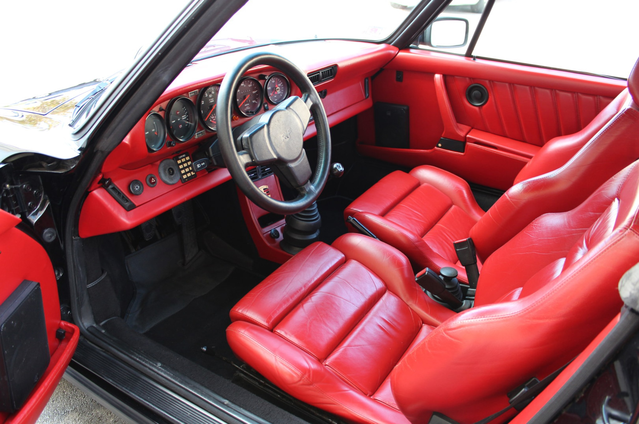 Just listed 1981 porsche ruf turbo cabriolet automobile magazine the first true cabriolet 911 vanachro Gallery