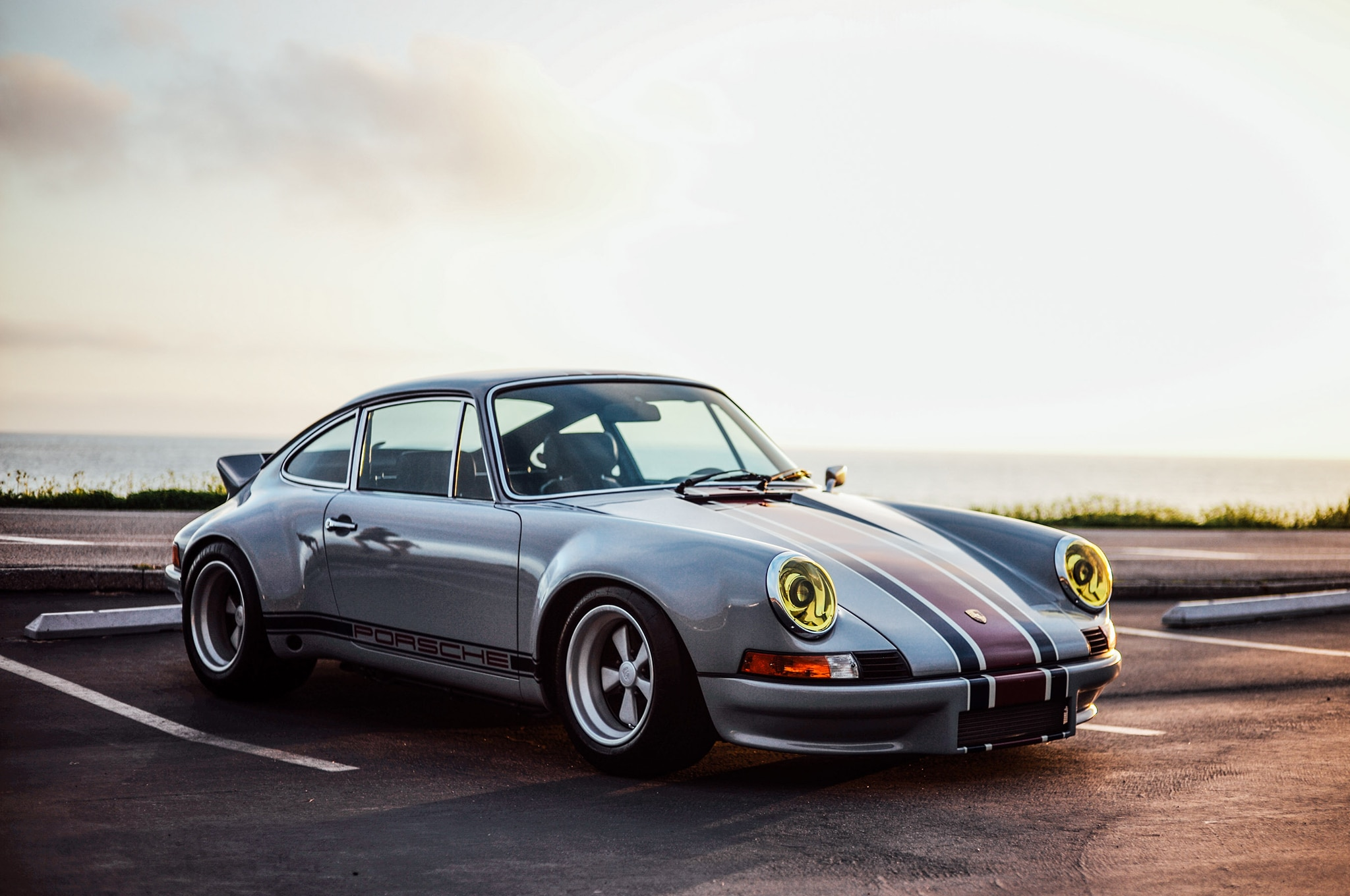 1984 Porsche Carrera RSR Outlaw Petrolicious Front Three Quarters