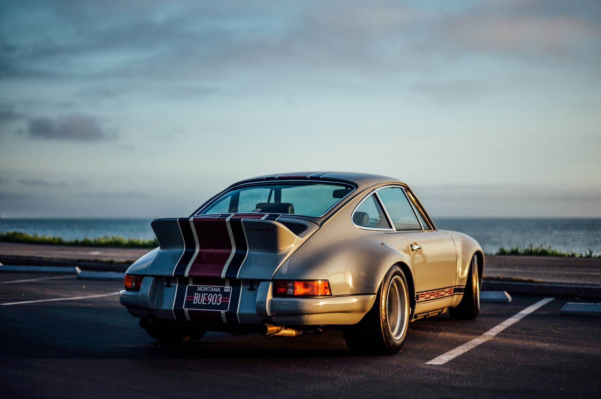 Just Listed 1984 Porsche 911 Carrera Rsr Outlaw