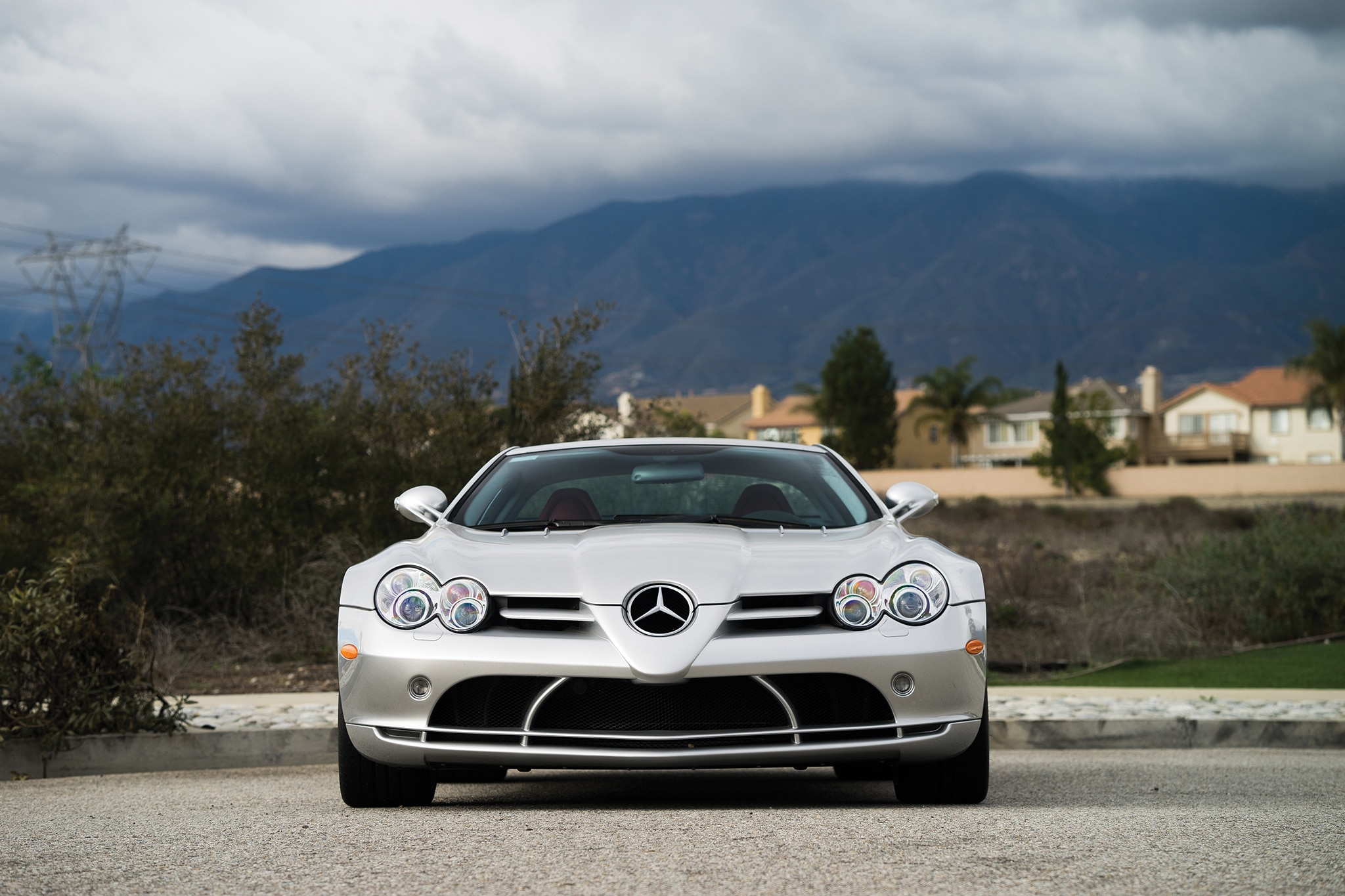Just Listed 2006 Mercedes Benz Slr Mclaren Coupe