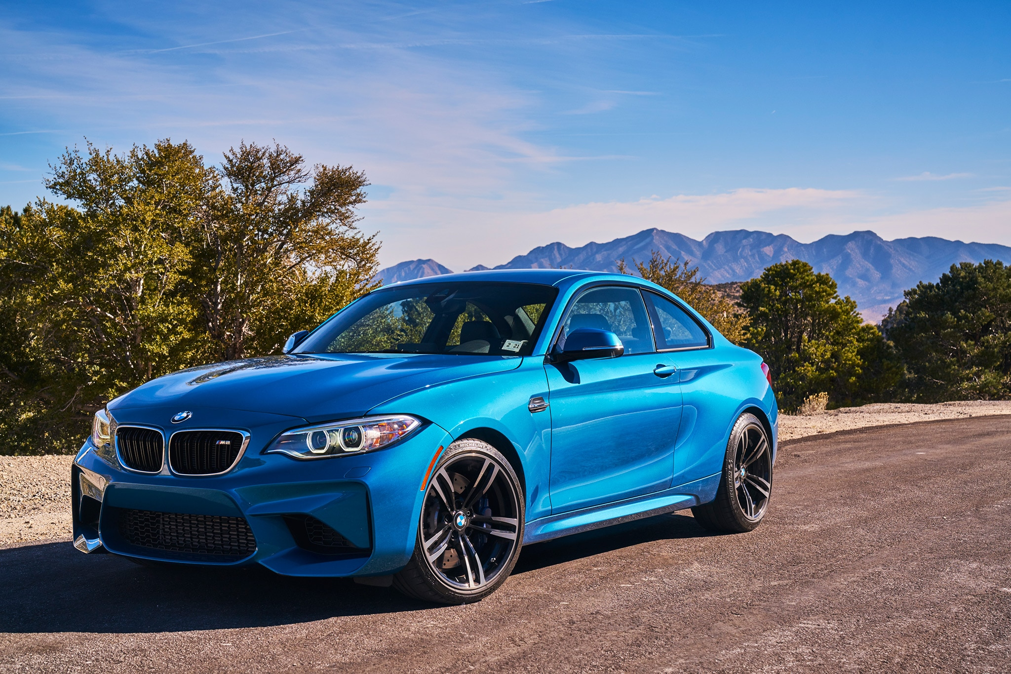 2017 All Stars Contender Bmw M2 Automobile Magazine