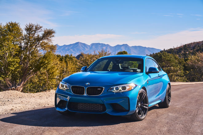 2016 BMW M2 2017 All Stars Contender Front Three Quarter 02