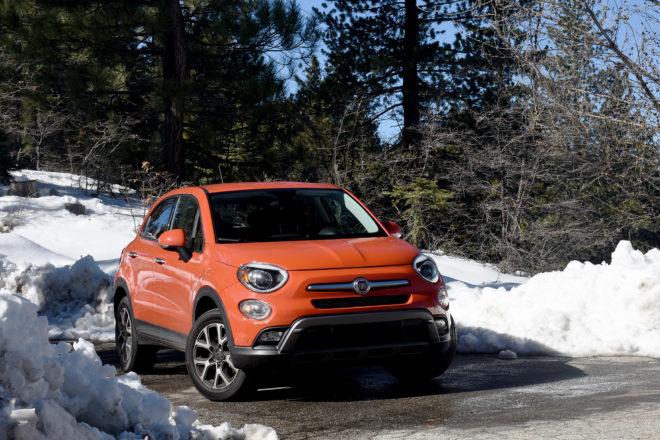 2016 Fiat 500X Trekking Four Seasons Update 3 Front 02 660x440