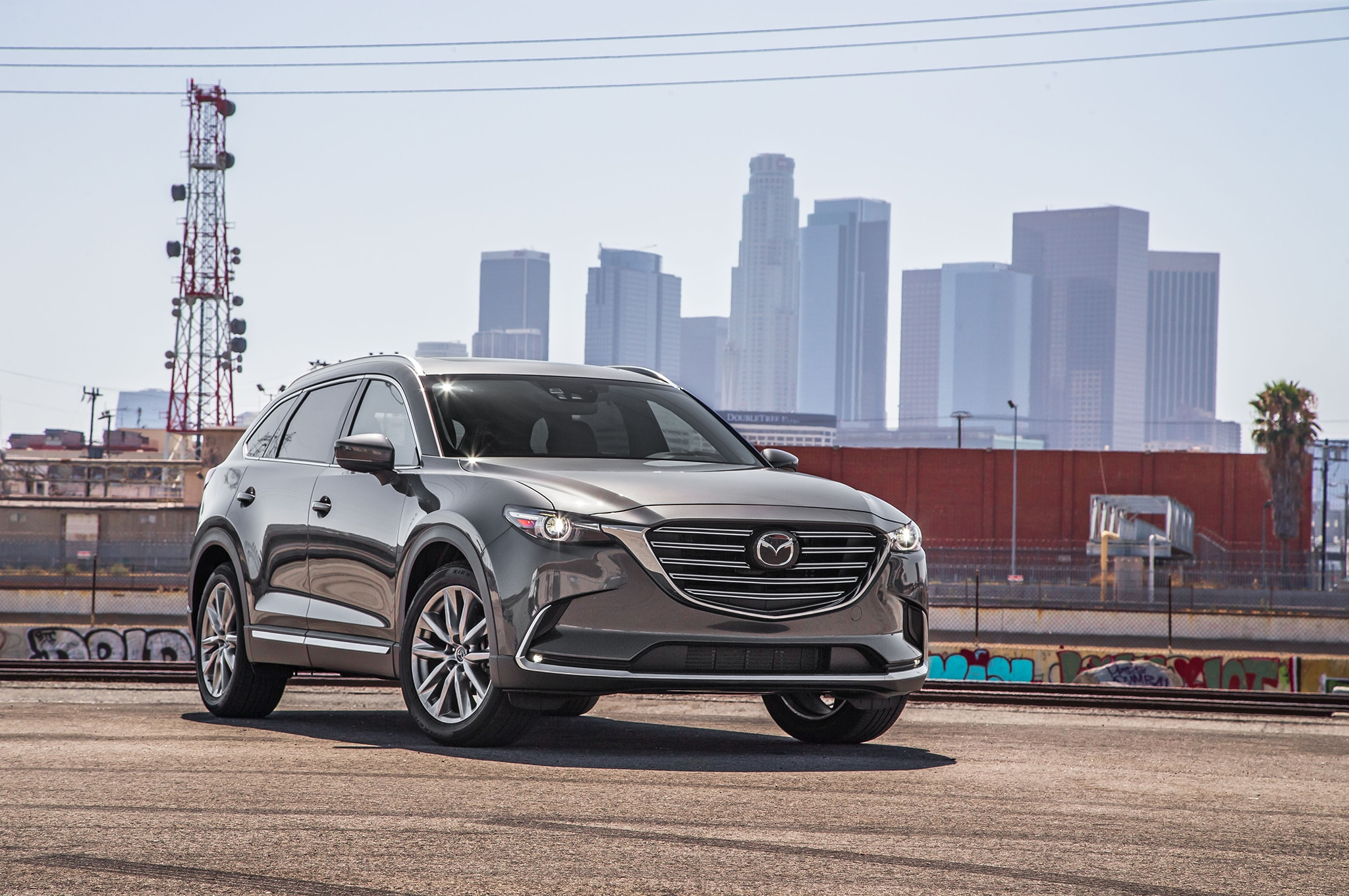 2017 mazda cx 9 pricing stays the same as last year 39 s. Black Bedroom Furniture Sets. Home Design Ideas