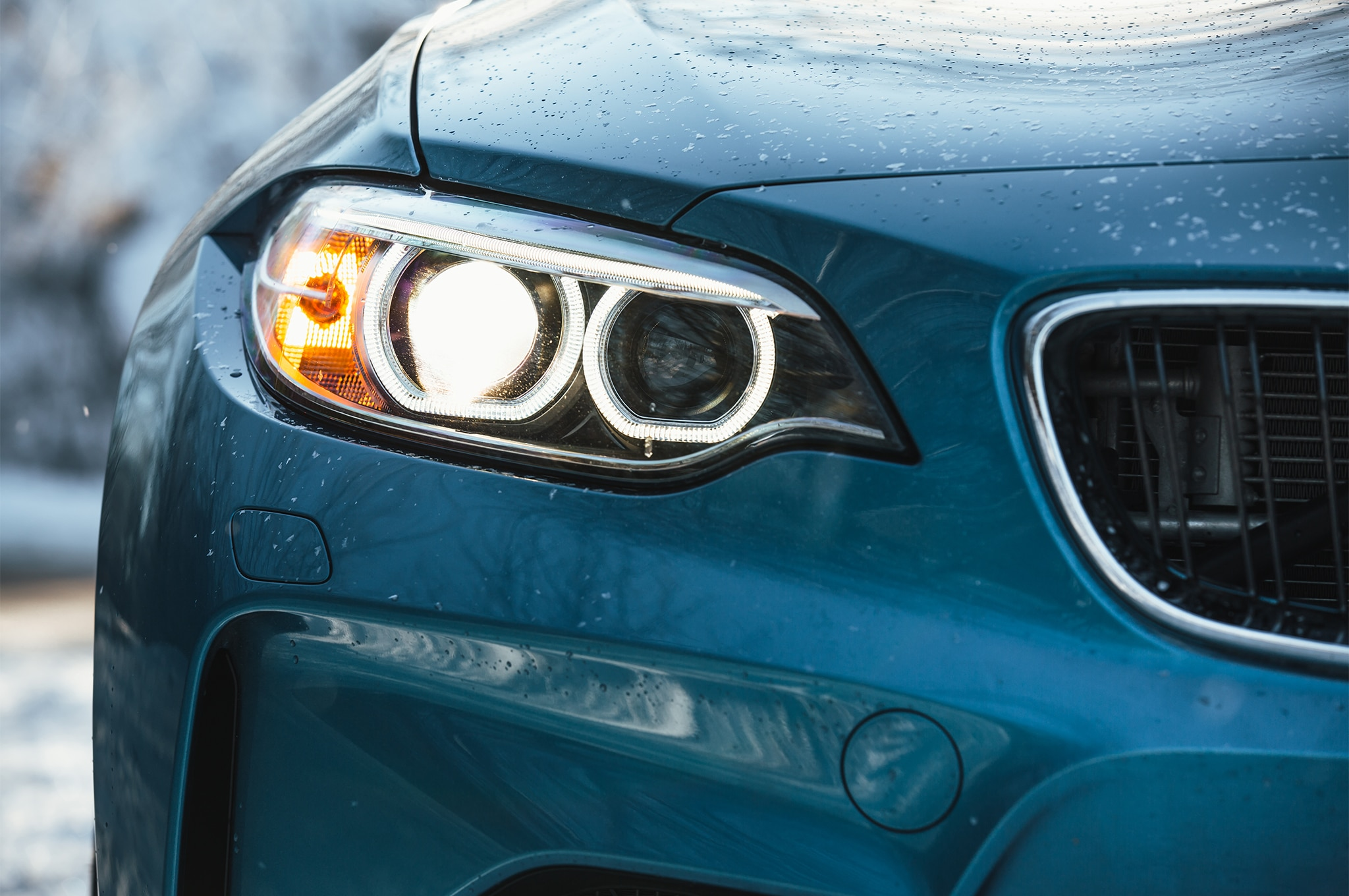 2017 BMW M2 Headlight