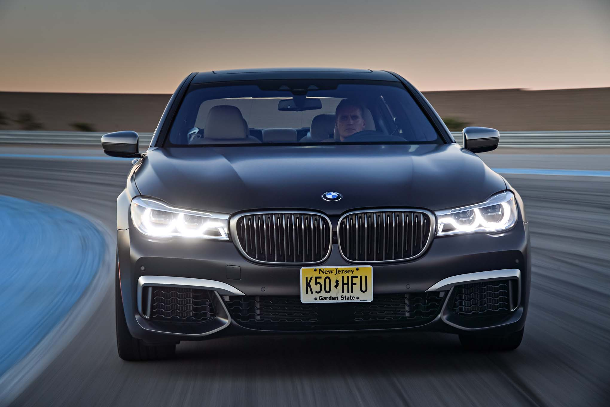 2017 BMW M760i XDrive First Drive Review