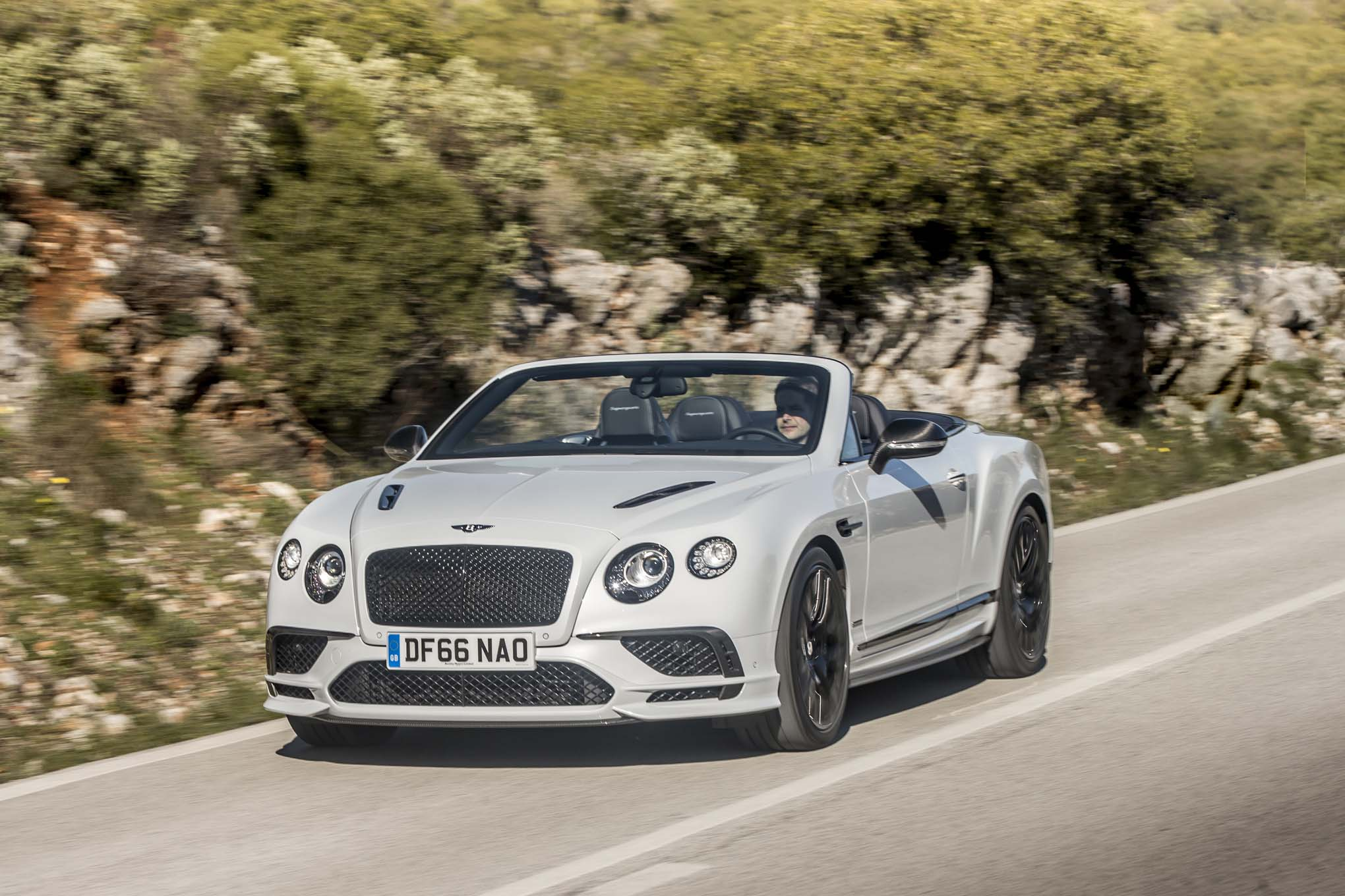 2017 bentley continental supersports first drive review automobile magazine. Black Bedroom Furniture Sets. Home Design Ideas