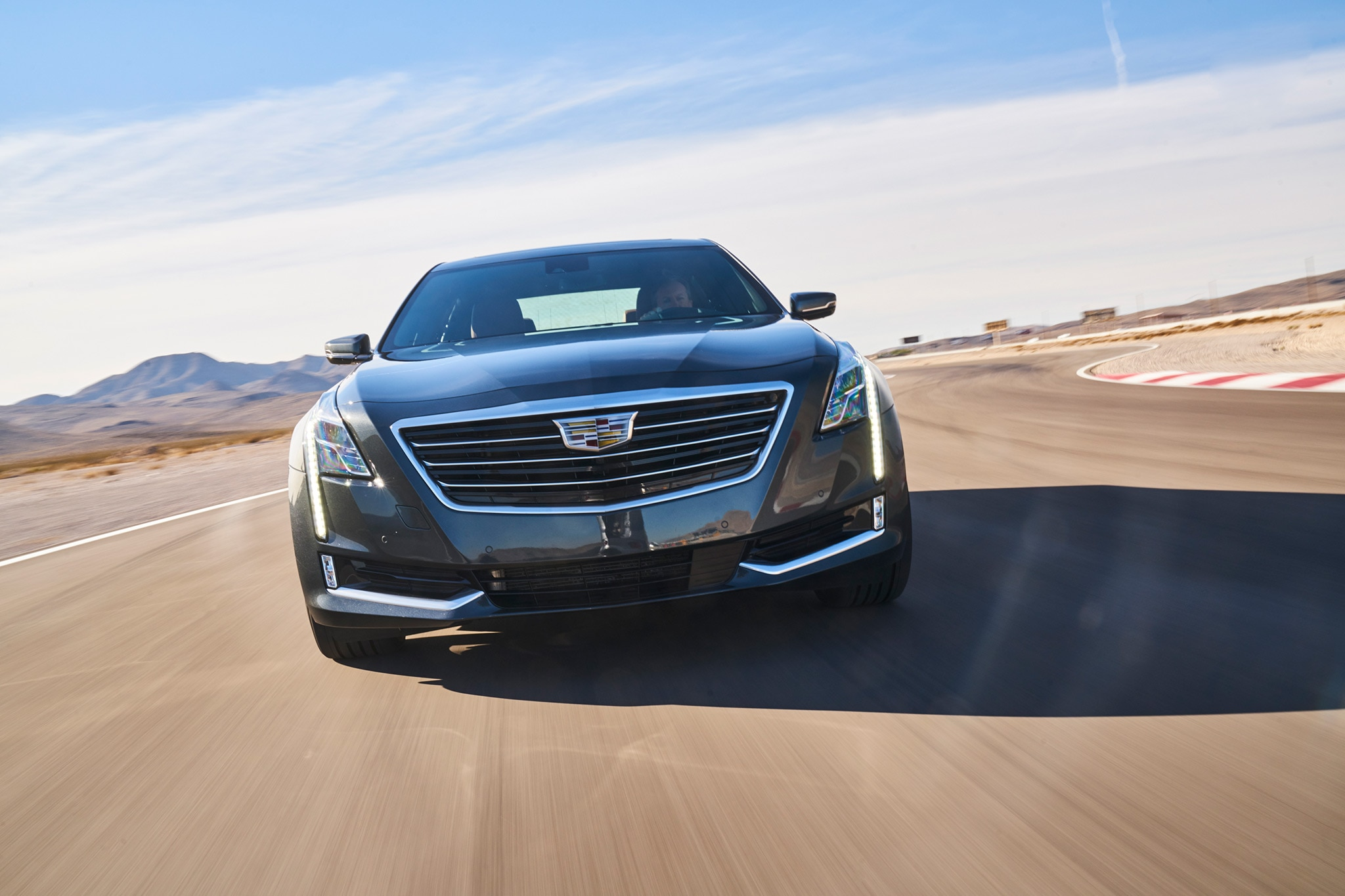 2017 Cadillac CT6 All Stars Contender Front 01