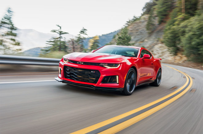 The 2017 Camaro ZL1 is now the fastest Chevrolet for sale