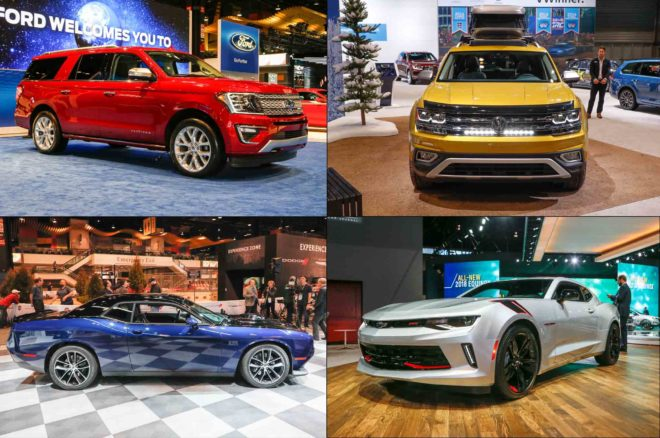2017 Chicago Auto Show Hits, Misses & Revelations