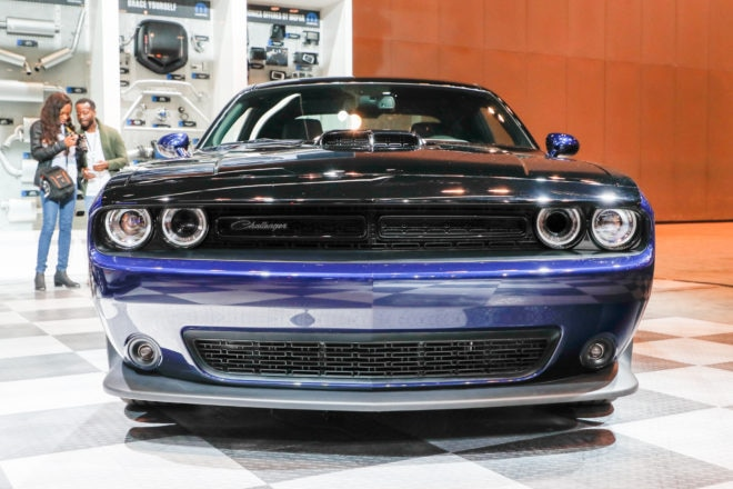 2017 Dodge Challenger By Mopar Front End 02 2 660x440