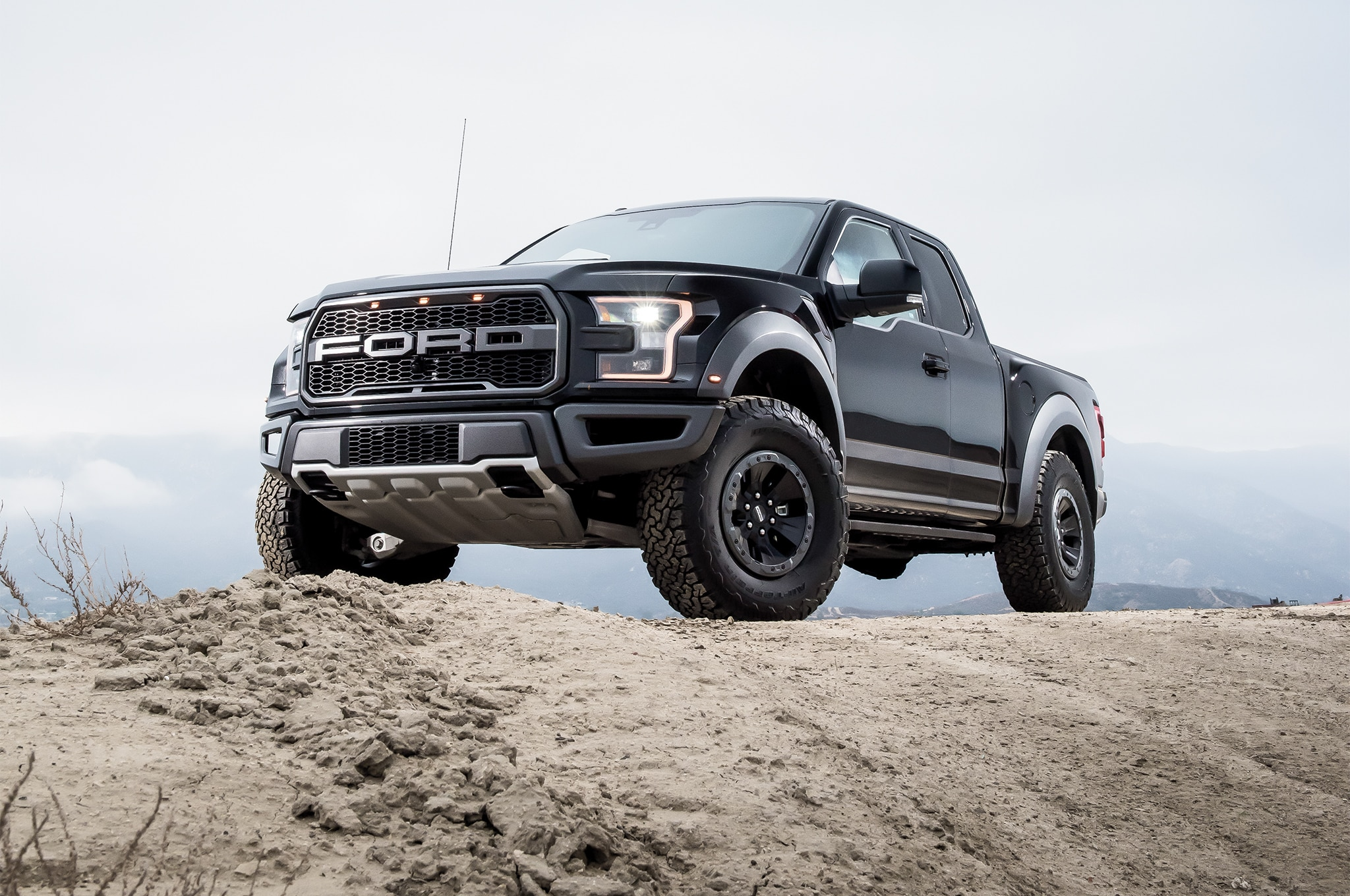 getting to know the 2017 ford raptor with the man who knows it best automobile magazine. Black Bedroom Furniture Sets. Home Design Ideas
