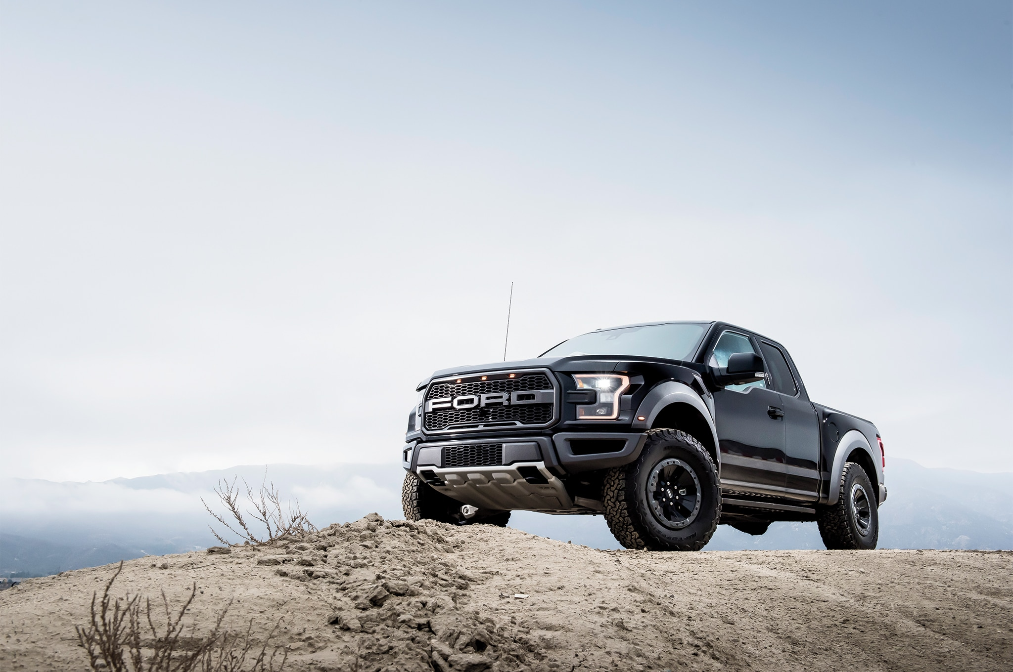 Getting To Know The 2017 Ford Raptor With The Man Who