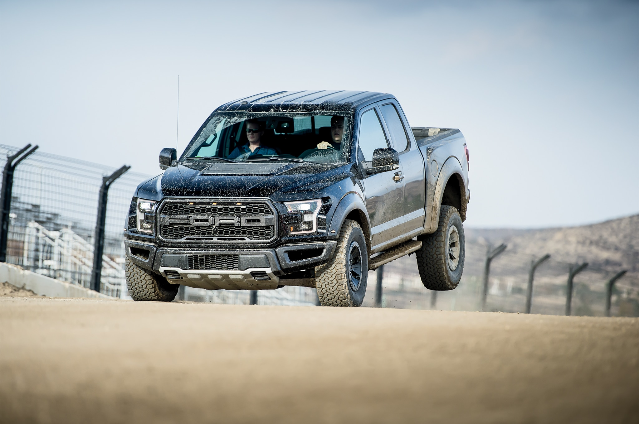 Getting to Know the 2017 Ford Raptor with the Man Who Knows It