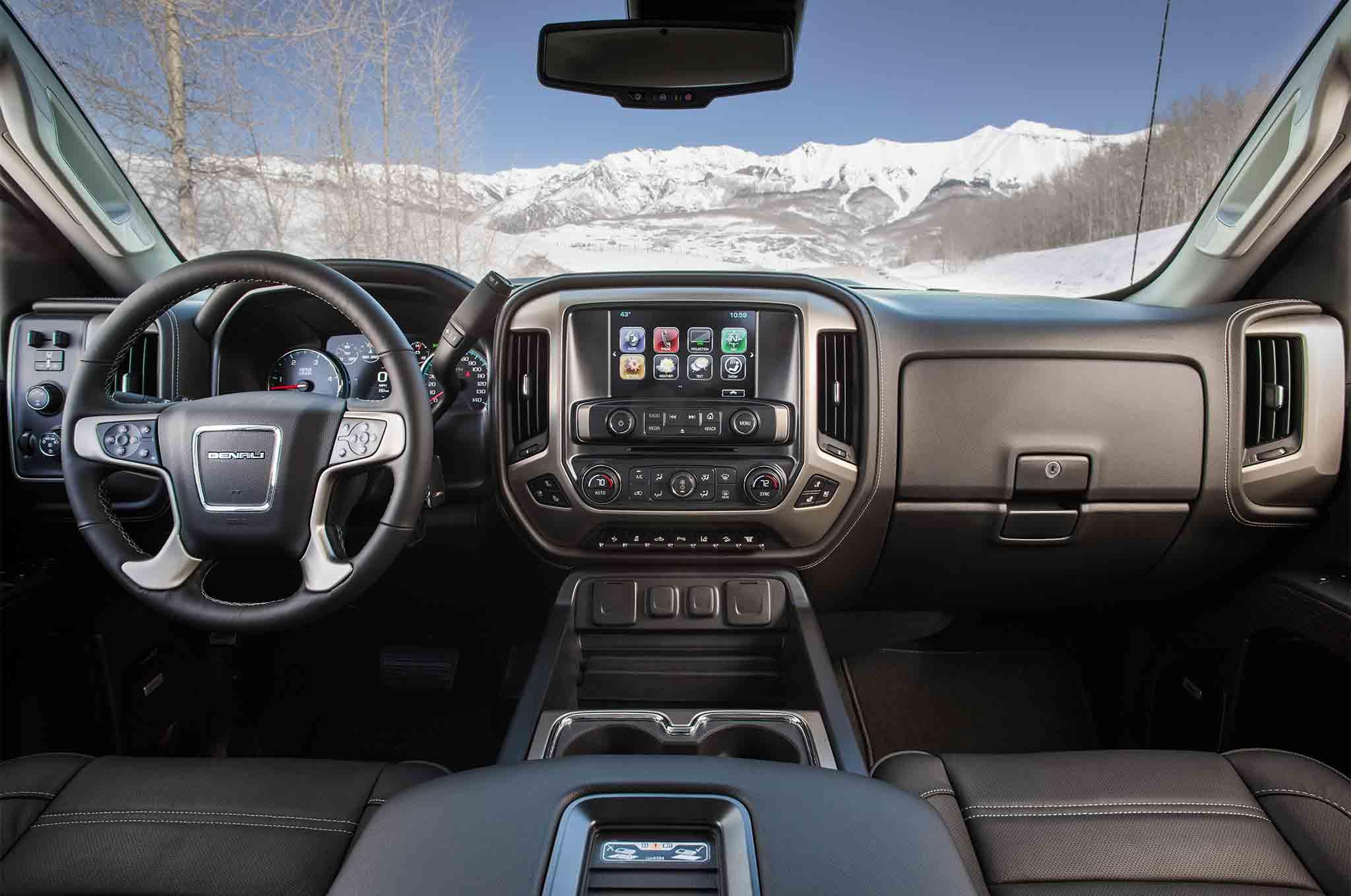 2017 GMC Sierra 2500 and 3500 Denali HD Duramax Review %%sep% Automobile Magazine