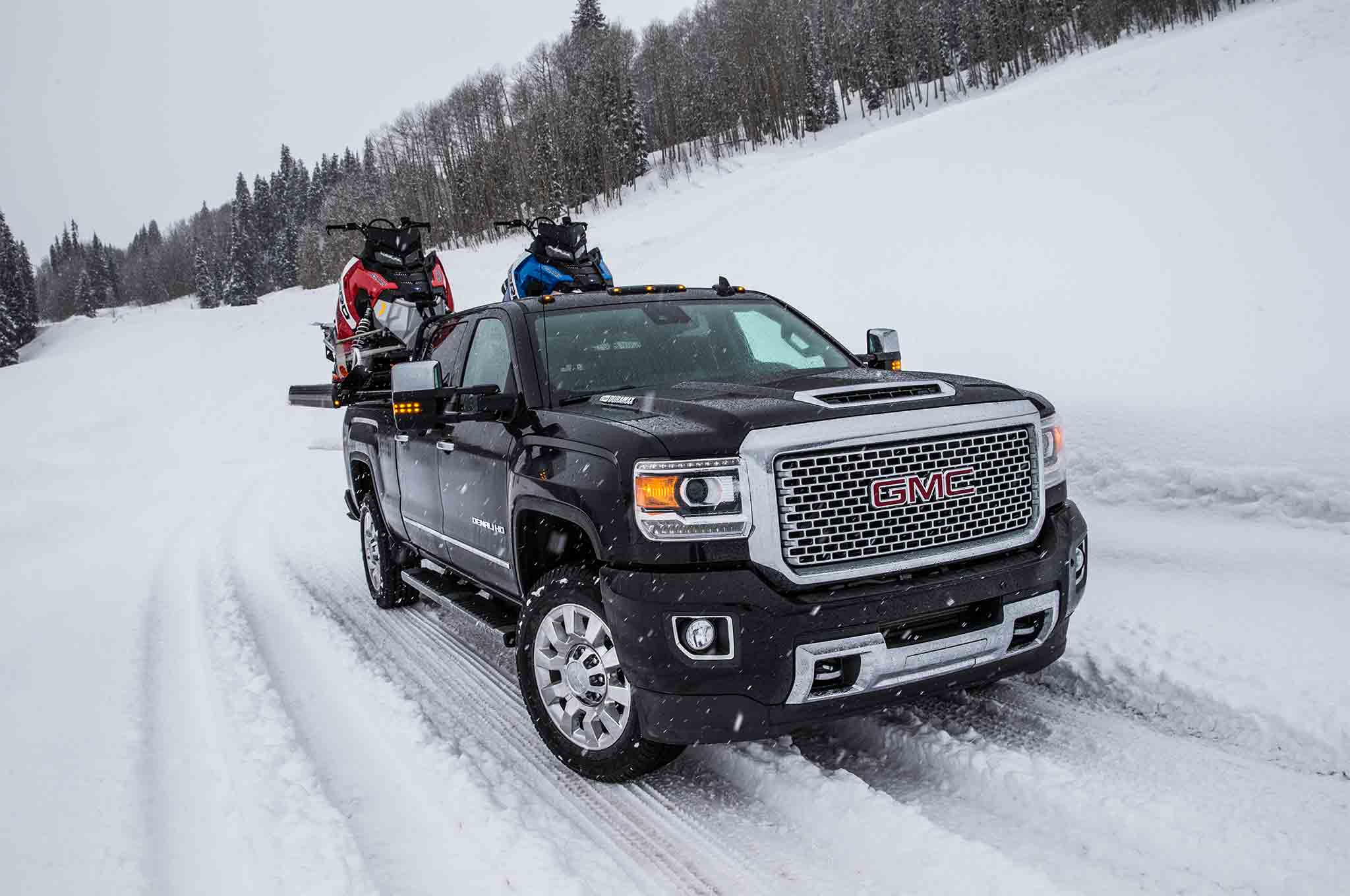 2017 GMC Sierra 2500 and 3500 Denali HD Duramax Review ...