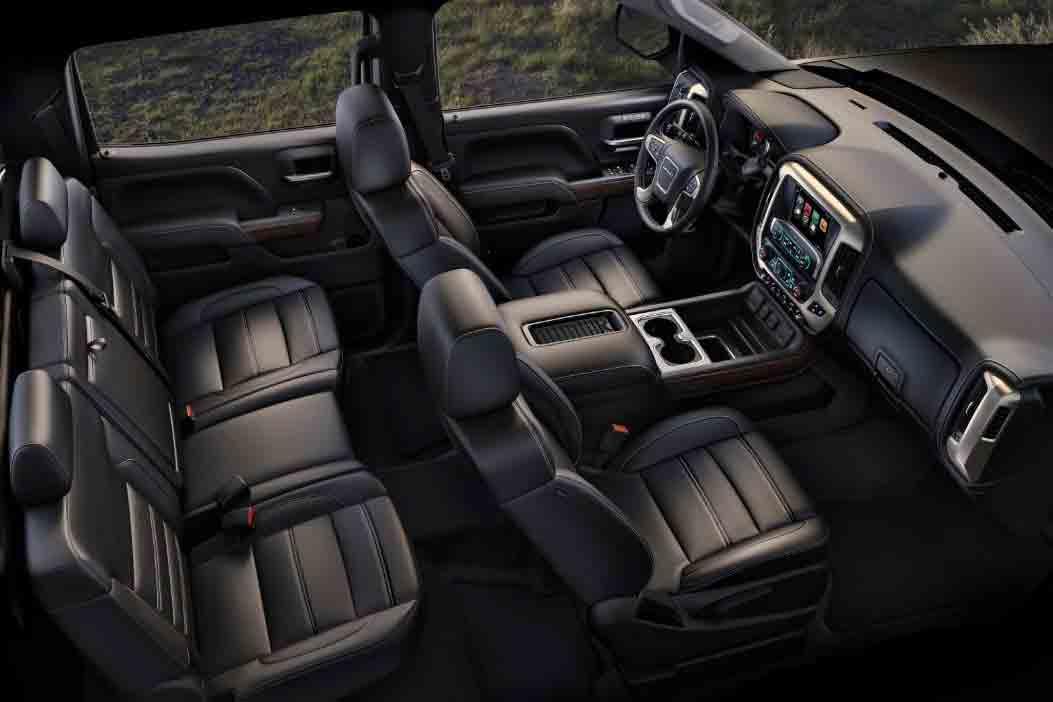 2017 GMC Sierra 2500 and 3500 Denali HD Duramax Review ...