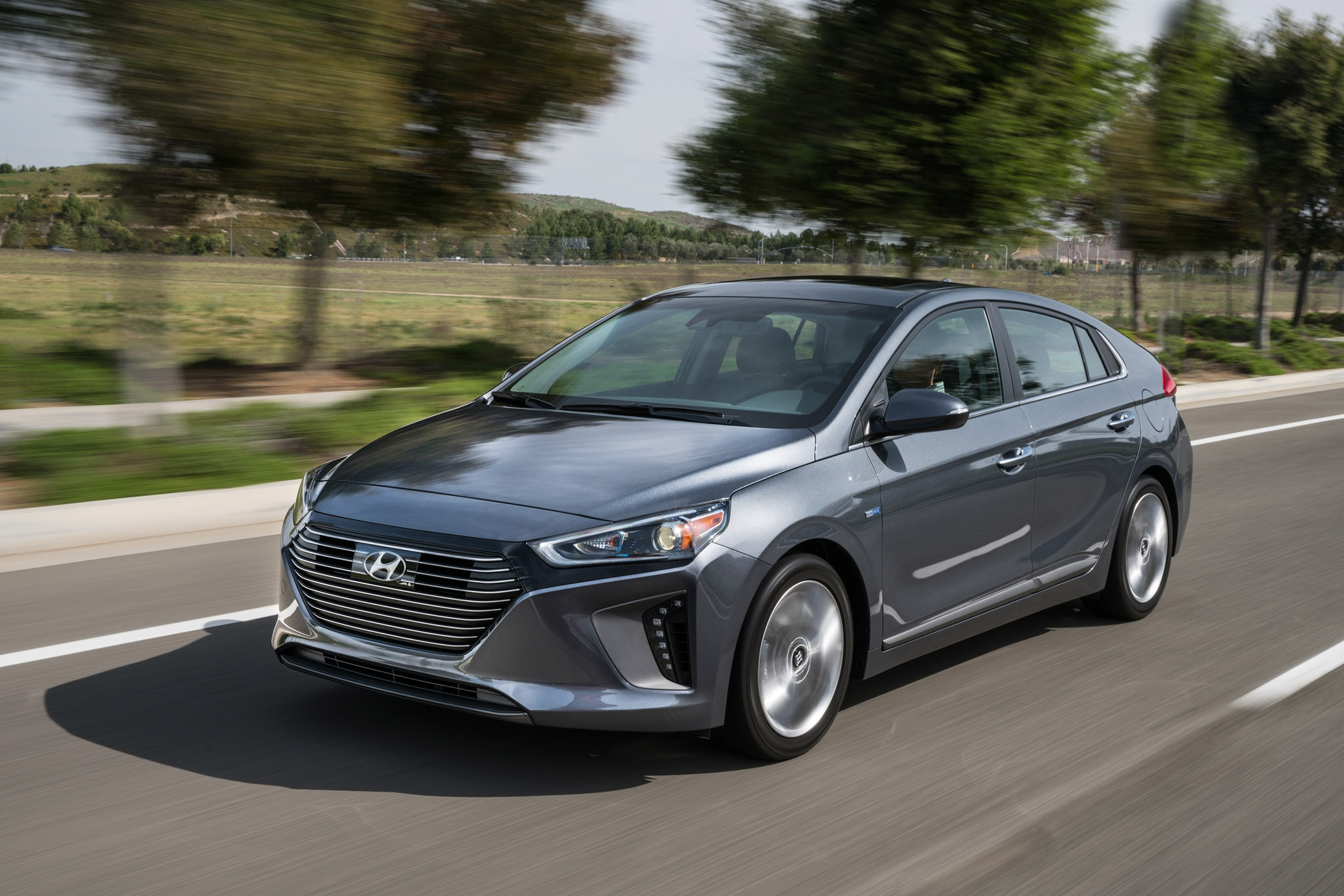 2018 hyundai ioniq. brilliant 2018 18 with 2018 hyundai ioniq automobile magazine