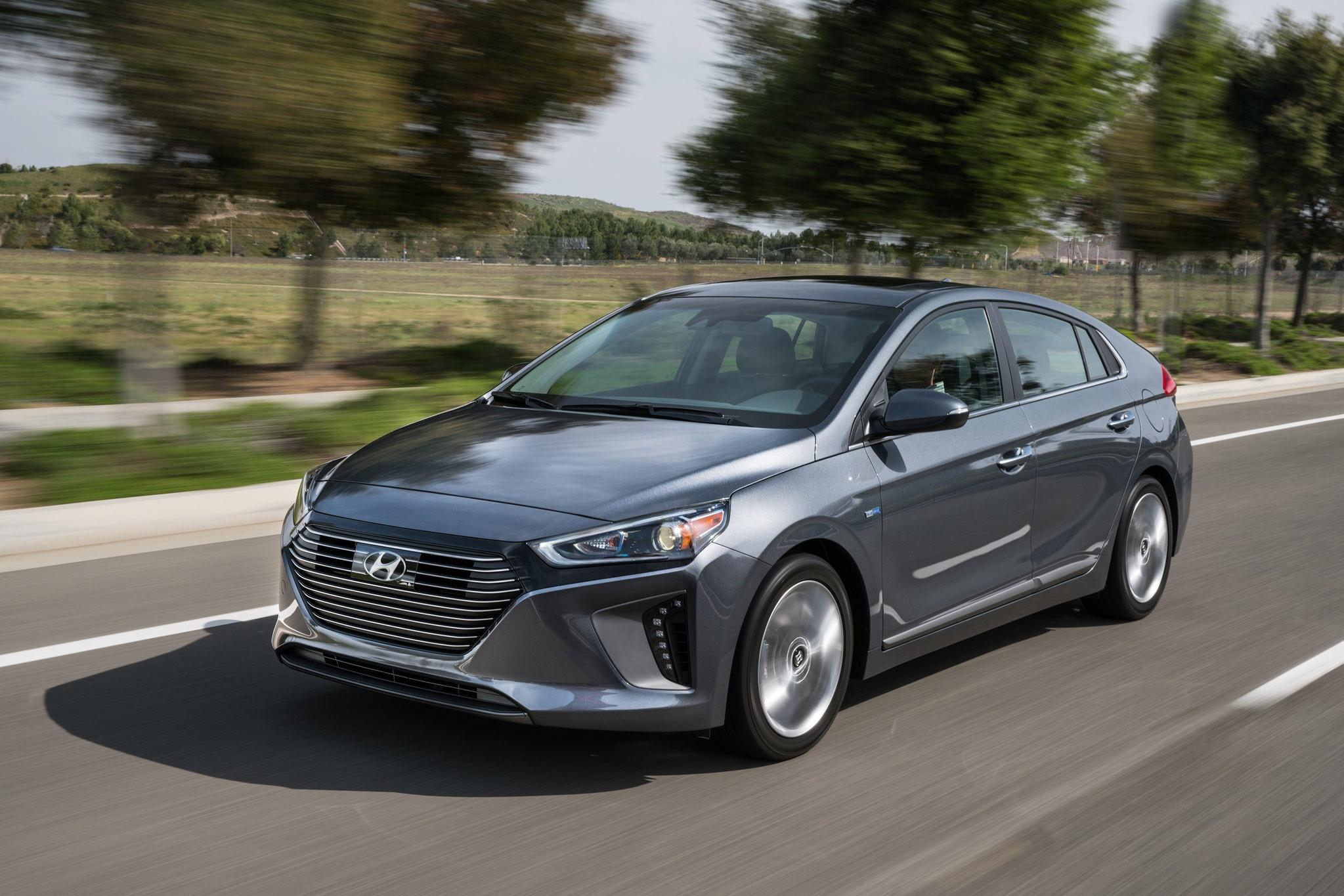 2018 Hyundai Ioniq Plug In Prototype Drive Automobile Magazine