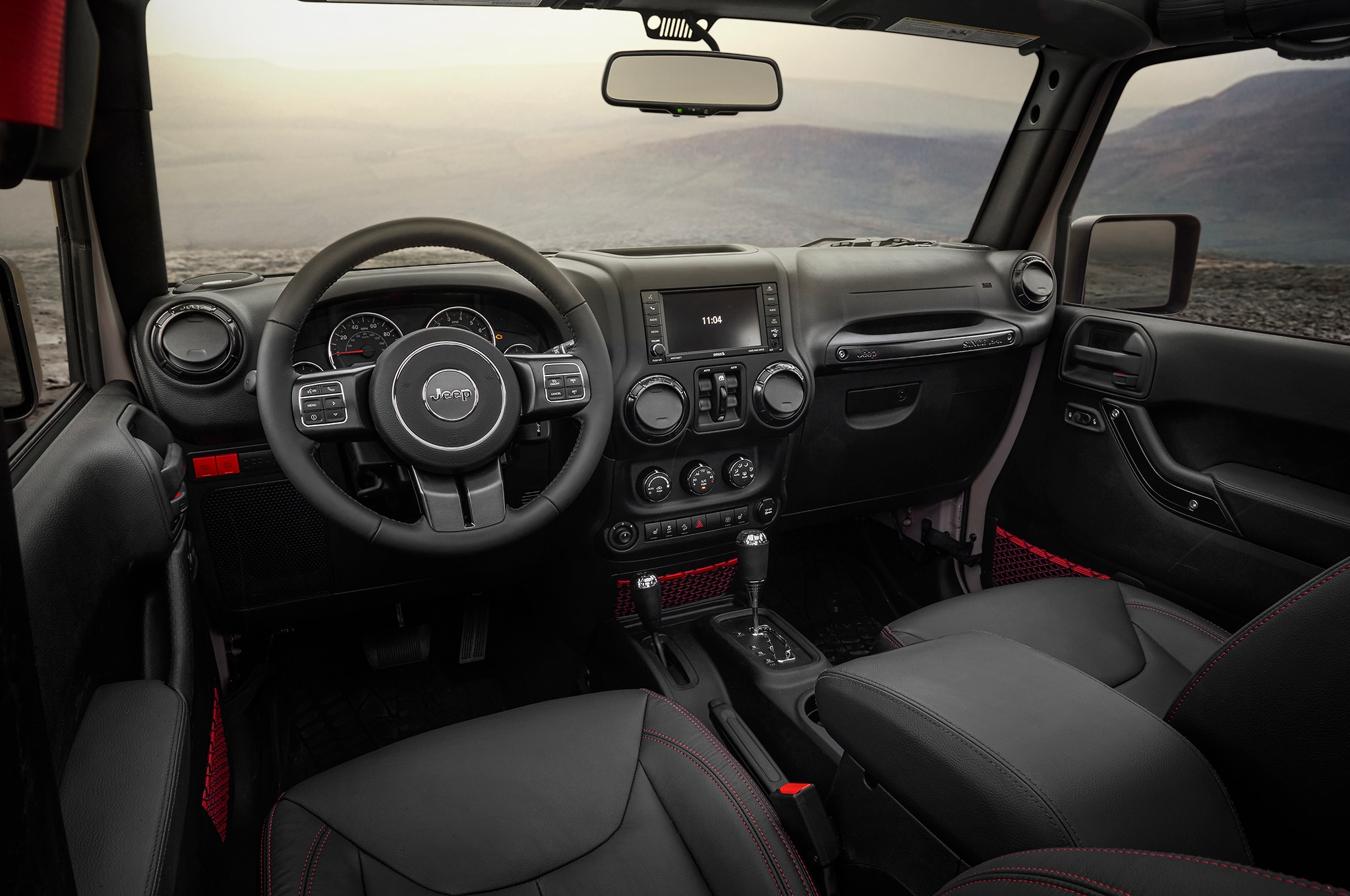 2017 Jeep Wrangler Rubicon Recon Is The Most Off Road Ready Jk Wrangler Yet Automobile Magazine