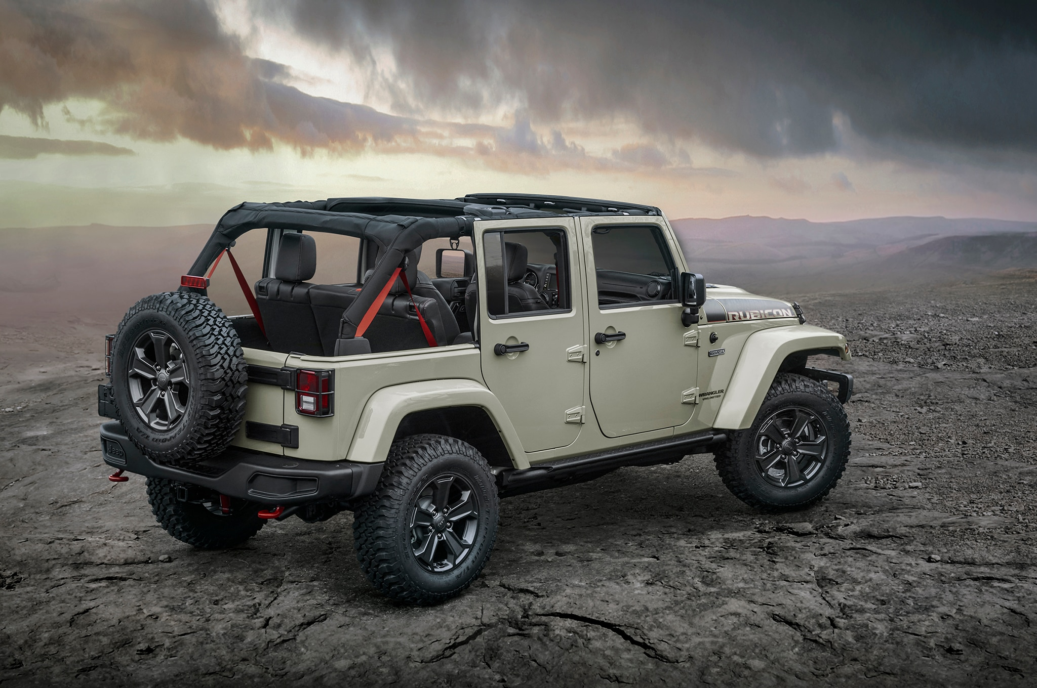 2017 Jeep Wrangler Rubicon Recon Is The Most Off Road