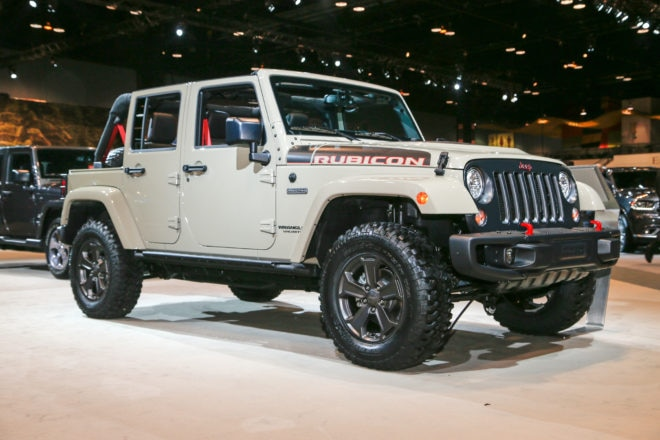 2017 Jeep Wrangler Rubicon Recon is the Most Off-Road-Ready JK ...